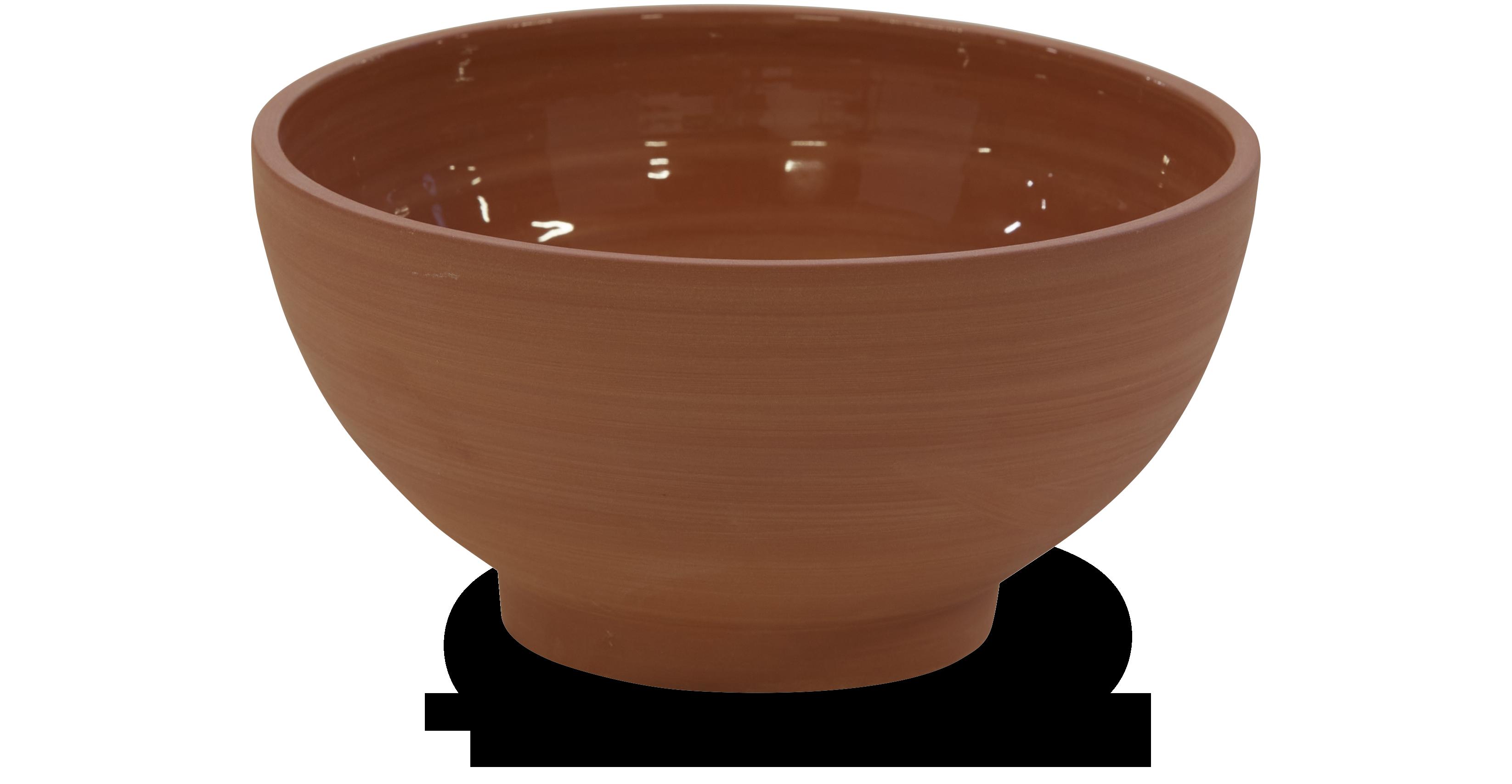 Clay skål