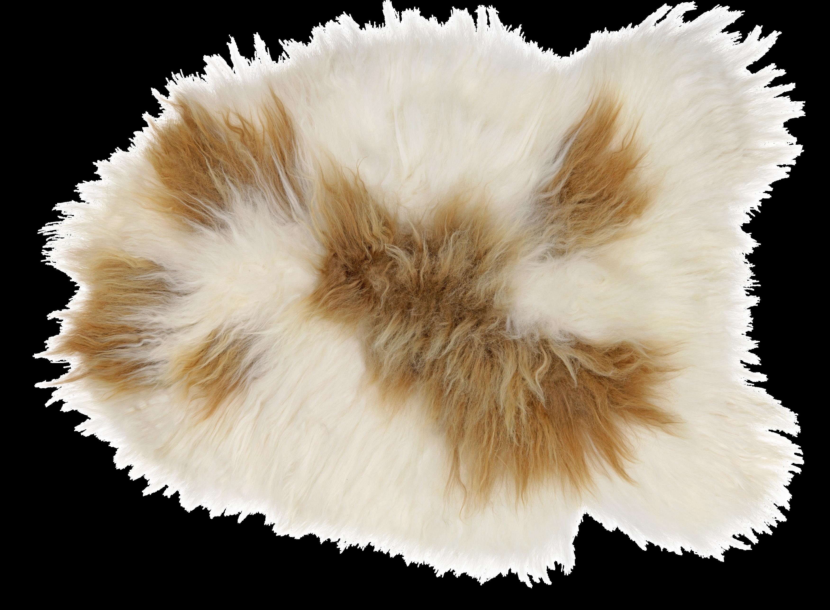 Longwool lambskin